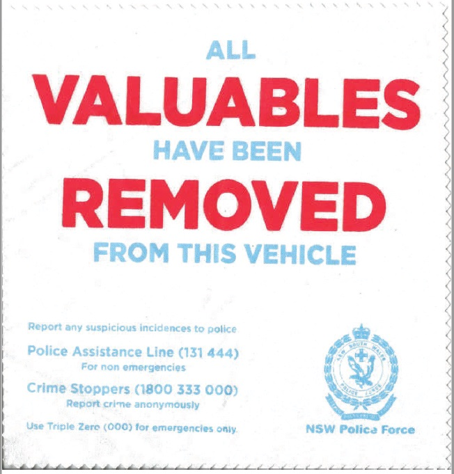 Crime Prevention for commuters