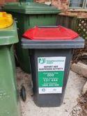 Garbage Bin Sticker
